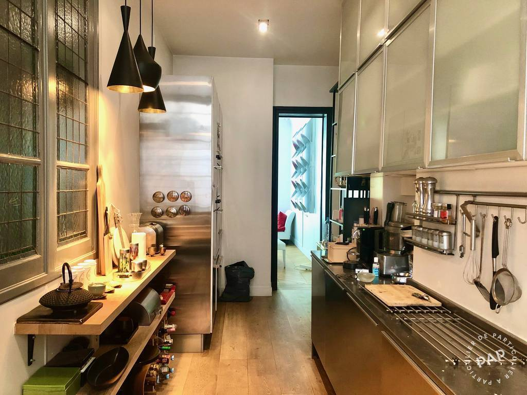 Appartement 1.950.000€ 130m² Paris 17E (75017)