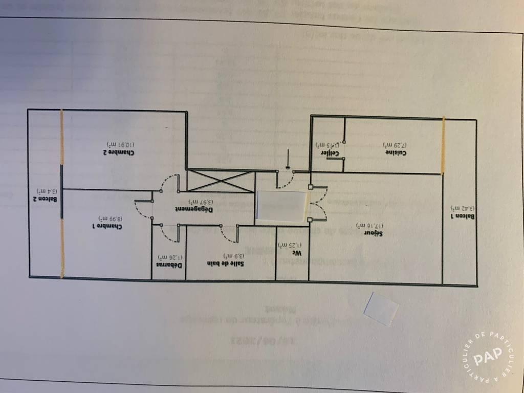 Appartement 295.000€ 57m² Le Pecq