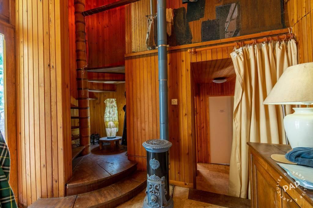 Vente Littoral Bretagne Sud - Elegante Villa 7 Pièces Grand Terrain Arboré
