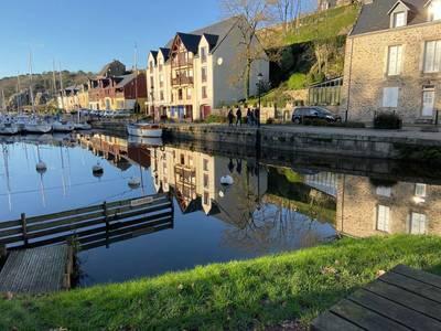 Littoral Bretagne Sud - Elegante Villa 7 Pièces Grand Terrain Arboré