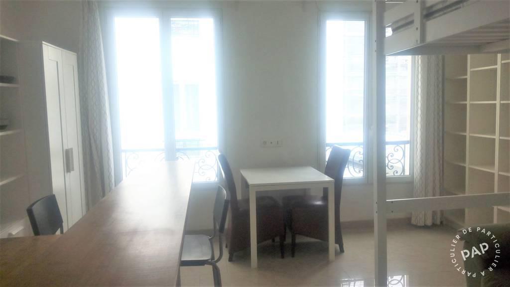 Location Appartement Paris 18E (75018) 23m² 875€