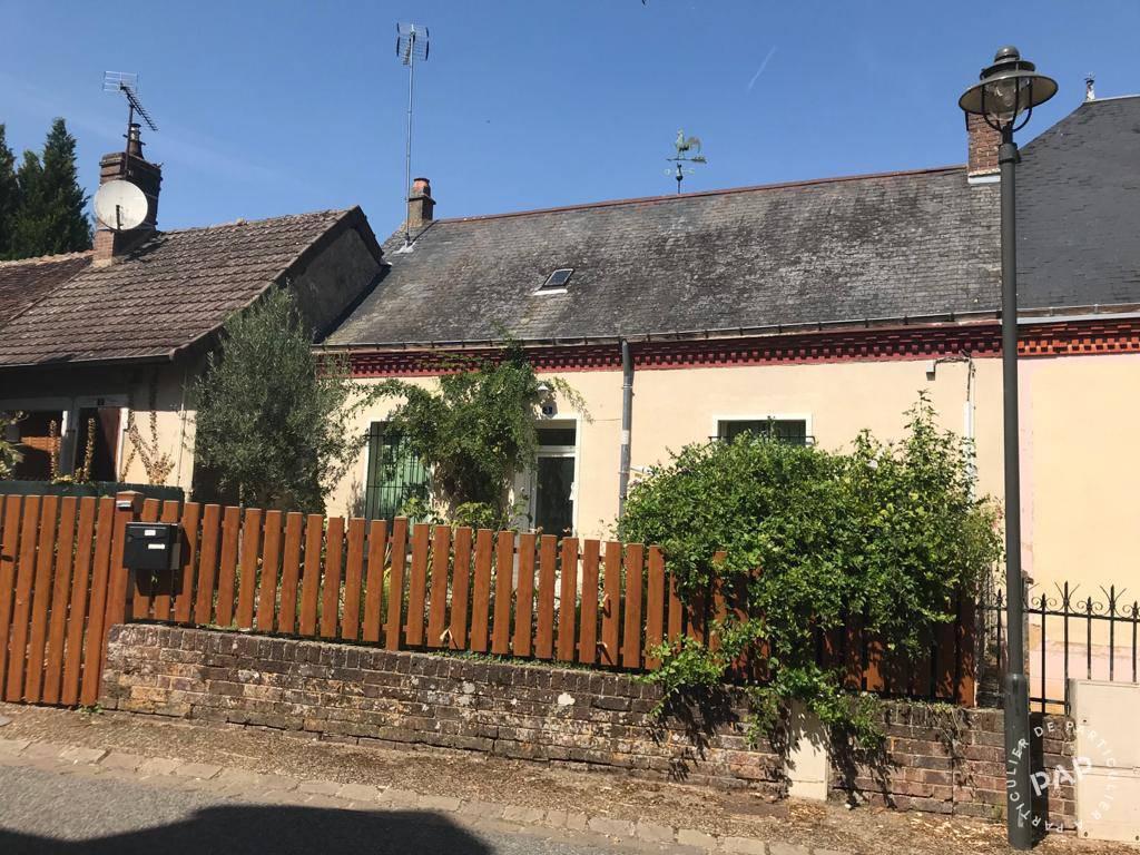 Vente maison 3 pièces Coudrecieux (72440)