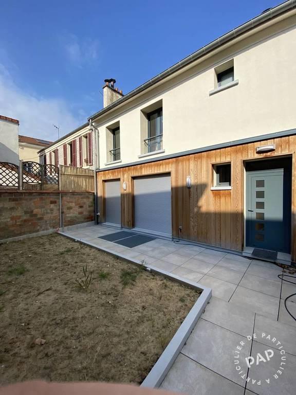 Vente Maison Nanterre (92000) 87m² 599.000€