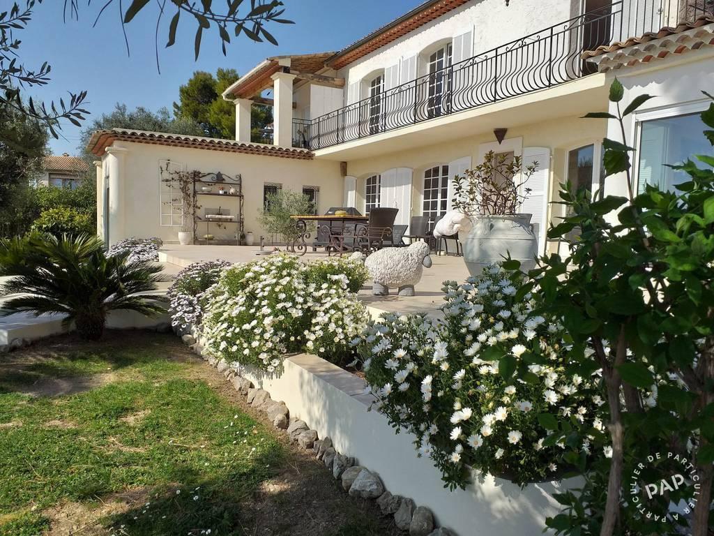 Vente maison 13 pièces Mouans-Sartoux (06370)