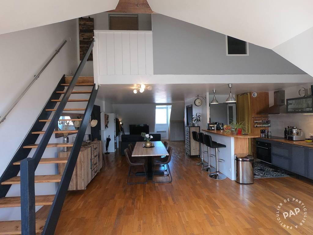 Vente Appartement Corbeil-Essonnes (91100) 92m² 190.000€