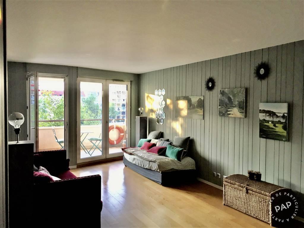 Vente Appartement Issy-Les-Moulineaux (92130) 75m² 675.000€