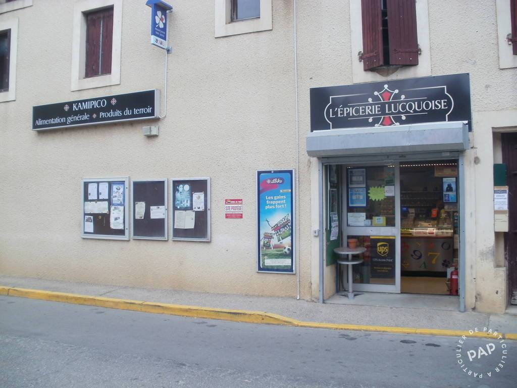 Vente et location Fonds de commerce Luc-Sur-Orbieu (11200)  78.000€