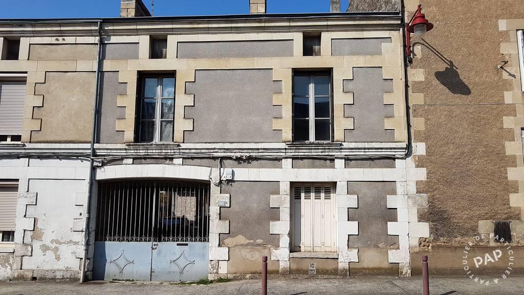 Vente Maison Poitiers (86000) 166m² 220.000€