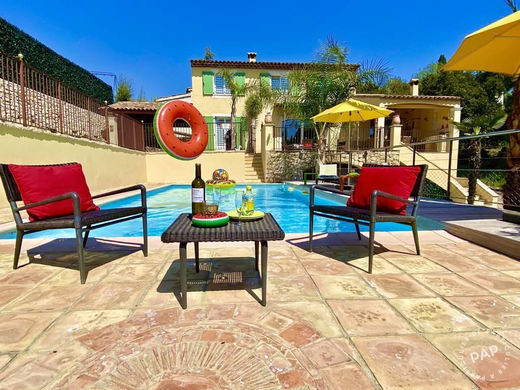 Vente Maison Vence (06140) 175m² 1.150.000€