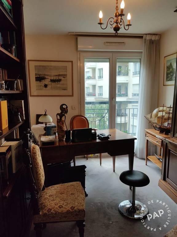 Vente Appartement Issy-Les-Moulineaux (92130) 116m² 990.000€