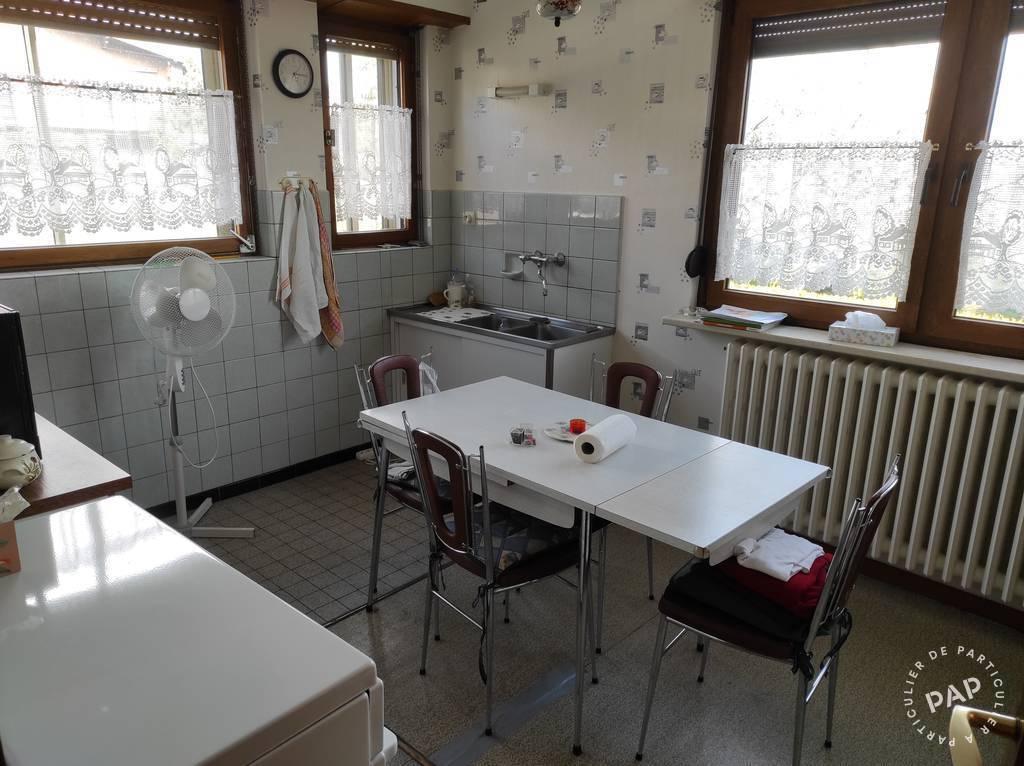 Vente Maison Sarrebourg (57400) 105m² 168.000€
