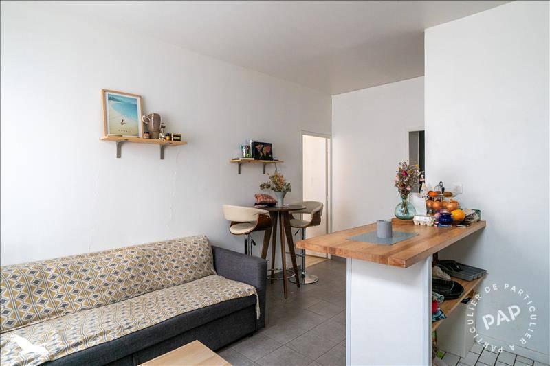 Vente appartement 2 pièces Bordeaux (33)