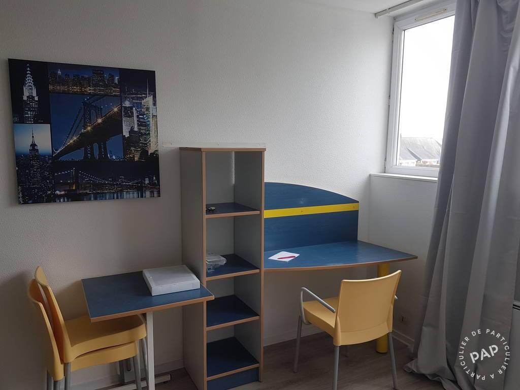Vente appartement studio Nantes (44)