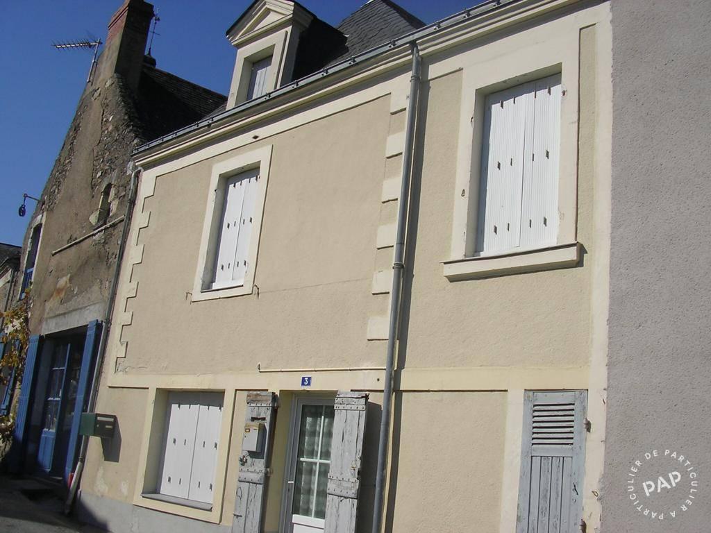 Vente maison 3 pièces Denée (49190)