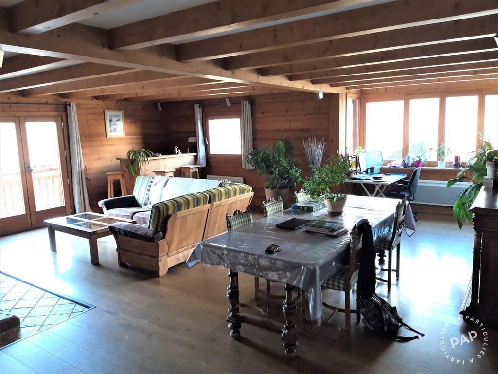 Vente Maison Magland (74300) 162m² 480.000€