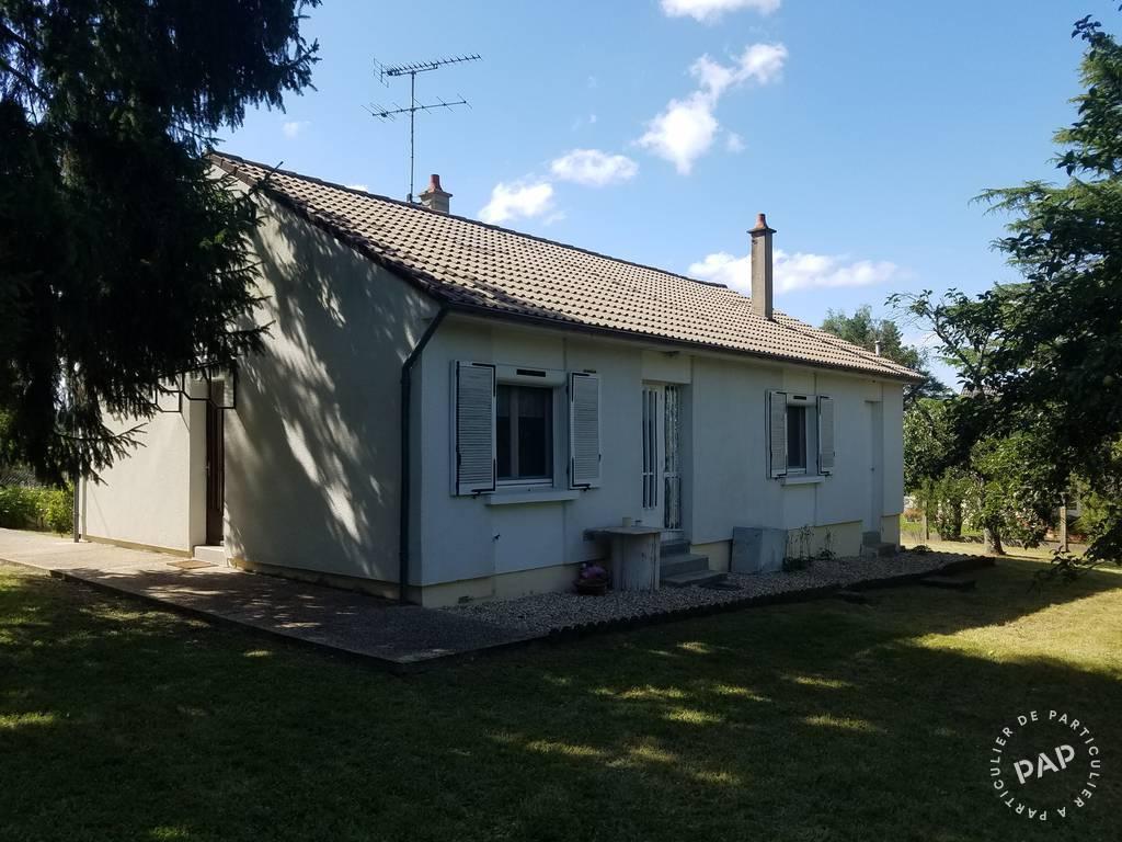 Vente Maison Veuil (36600)