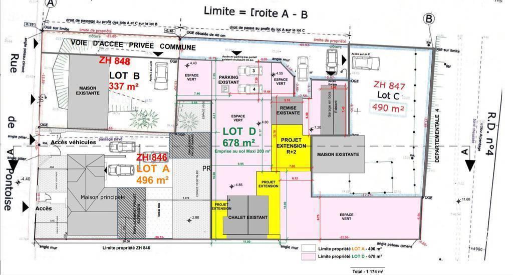 Vente Maison Champagne-Sur-Oise (95660)