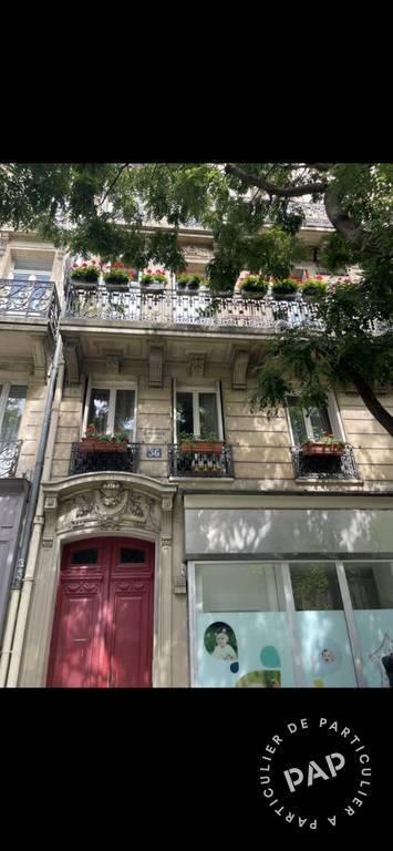 Vente Surfaces diverses Paris 10E