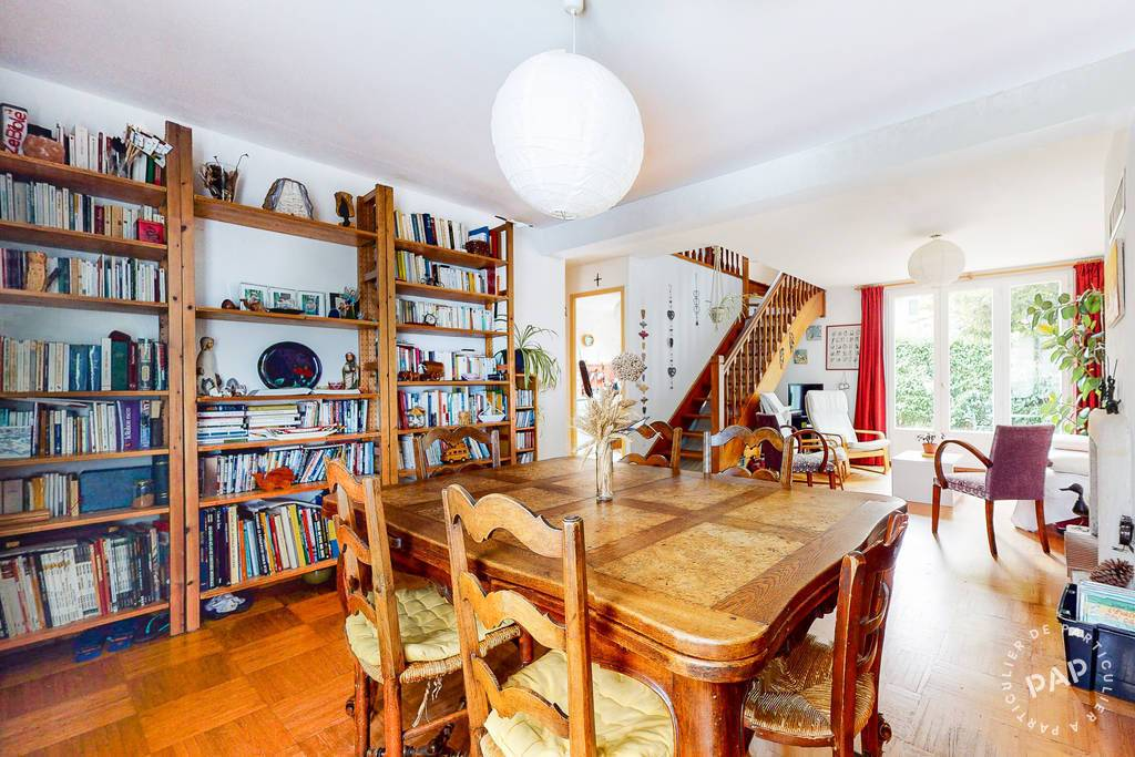 Vente immobilier 334.000€ Saint-Ouen-L'aumône (95310)