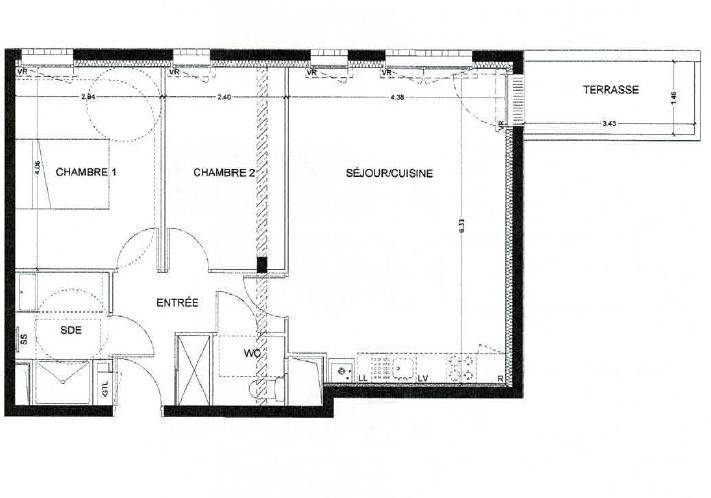 Location immobilier 850€ Savenay (44260)