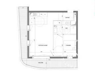 Vente immobilier 334.000€ Rueil-Malmaison (92500)