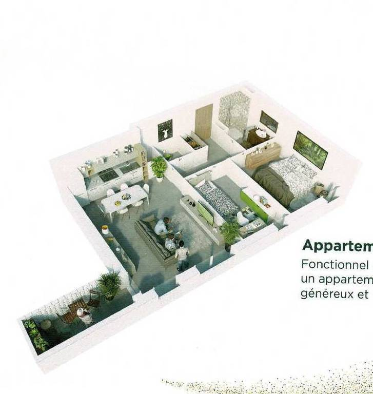 Appartement Savenay (44260) 850€