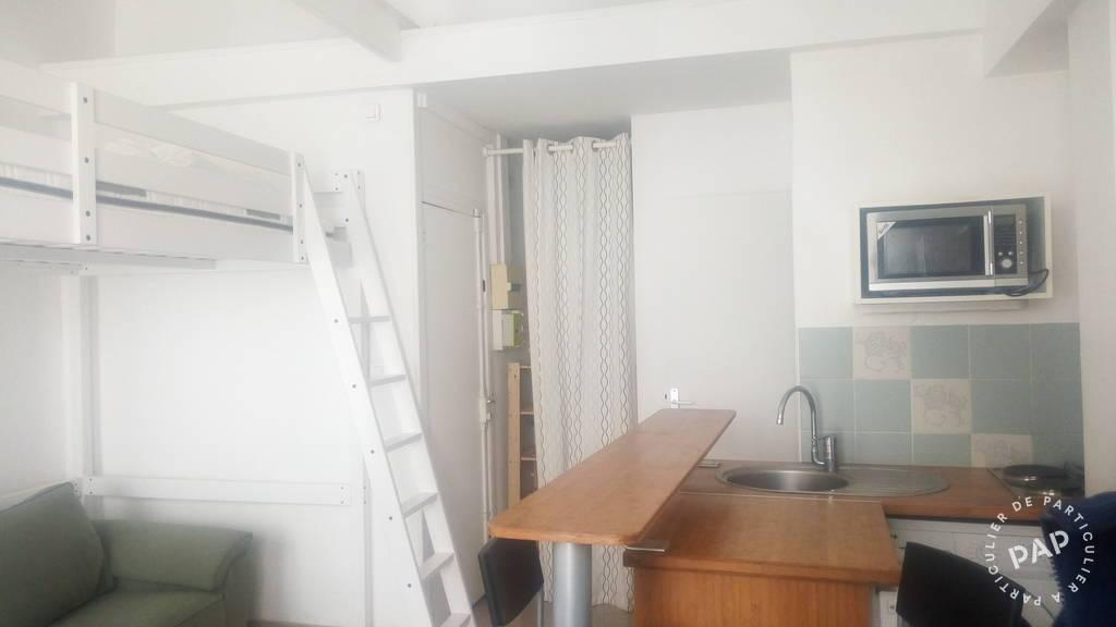 Appartement 875€ 23m² Paris 18E (75018)