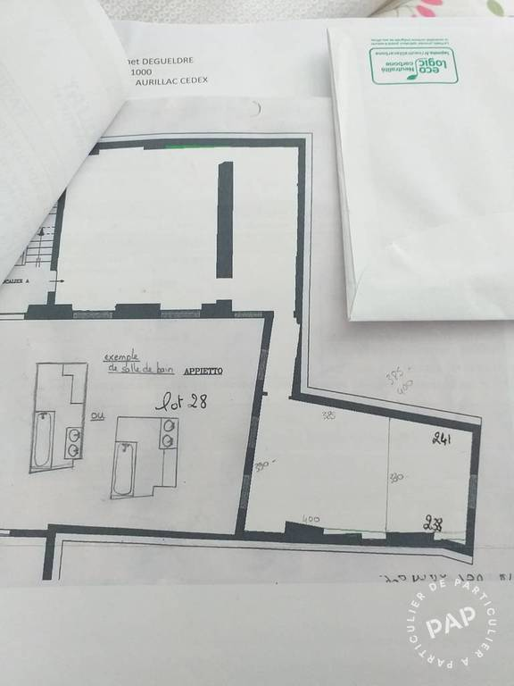 Vente Paris 1Er (75001) 83m²