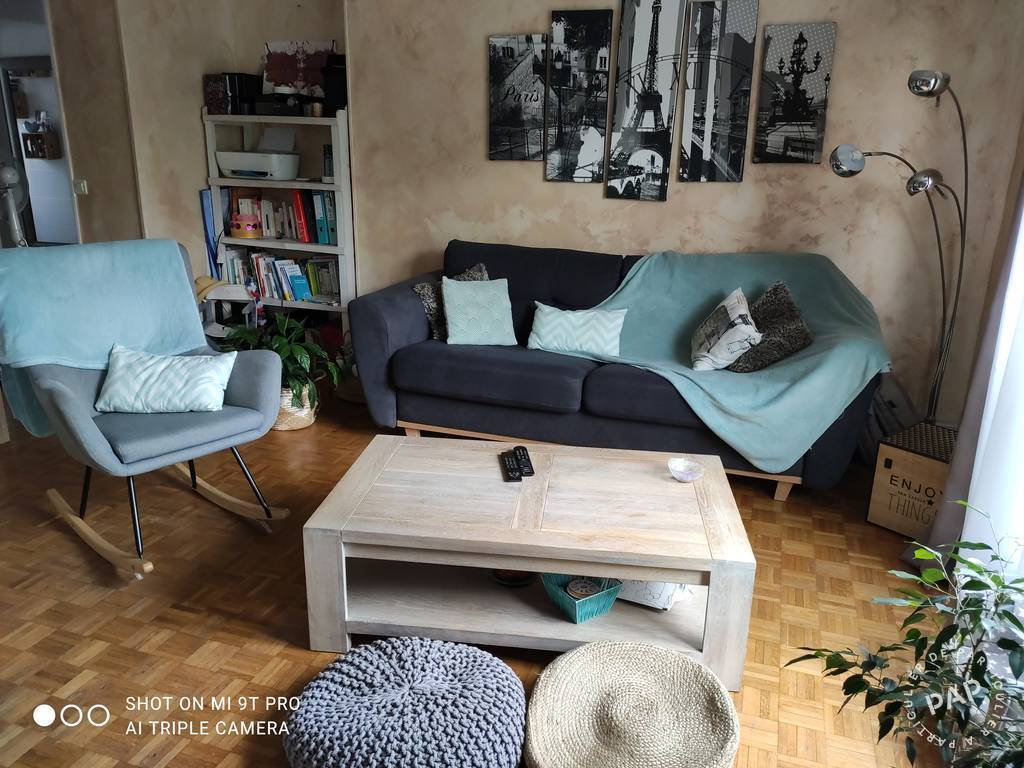 Appartement 76m²
