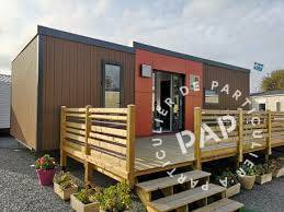 Vente immobilier Chalet, mobil-home
