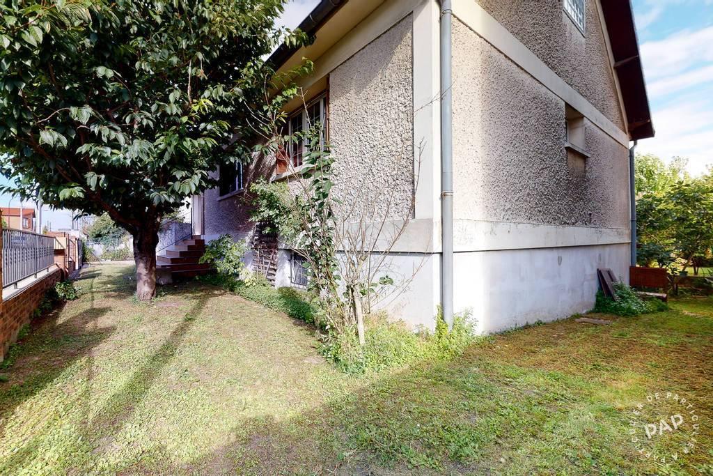 Vente Maison Limite Houilles, Bezons (95870) 214m² 670.000€