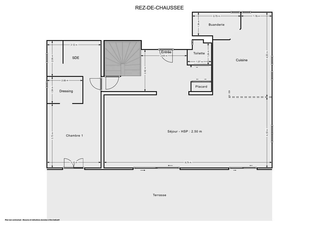 Maison Vence (06140) 1.150.000€