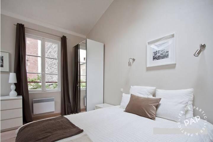 Location maison 2 pièces Paris 15e