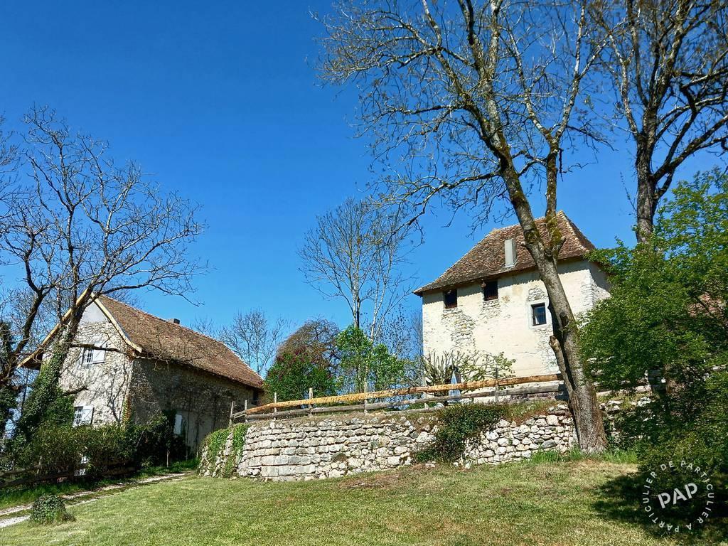 Vente Maison Saint-Victor-De-Morestel (38510) 320m² 580.000€