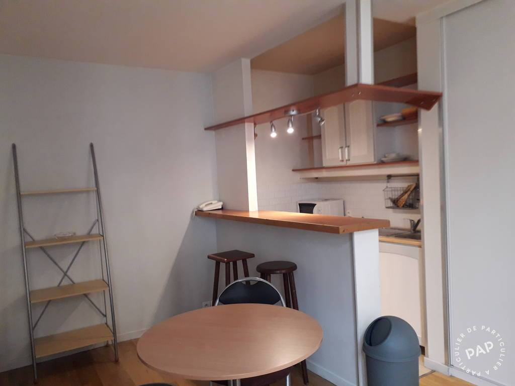 Vente Appartement Lumineux, Au Calme 28m² 290.000€
