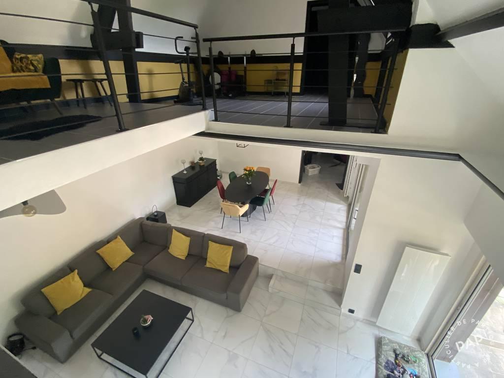 Vente Maison Saint-Vrain (91770) 190m² 649.000€