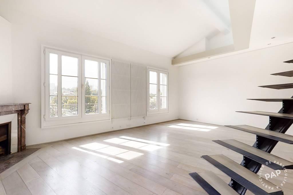 Vente Appartement Gentilly (94250) 82m² 580.000€