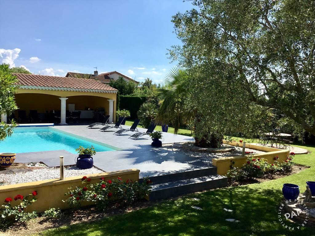 Vente Maison Morières-Lès-Avignon (84310) 270m² 650.000€