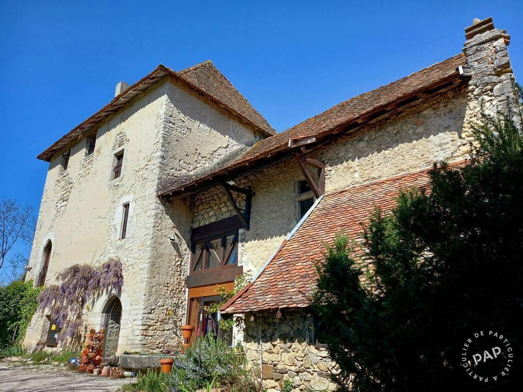 Vente immobilier 580.000€ Saint-Victor-De-Morestel (38510)