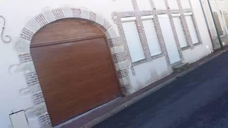 -Terrasse - Garage