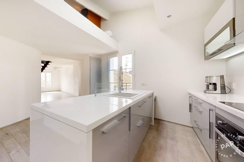 Appartement 580.000€ 82m² Gentilly (94250)