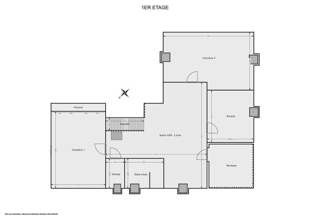 Maison Soissons 395.000€
