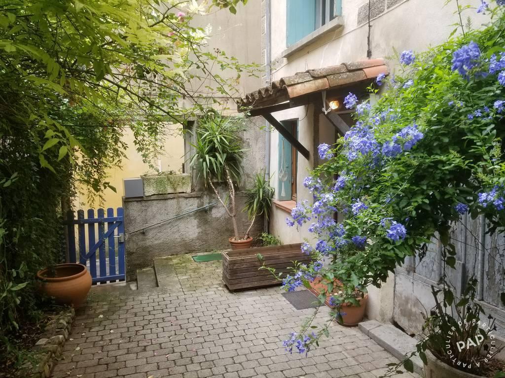 Vente Maison À 45 Mn En Voiture De Montpellier 90m² 138.000€