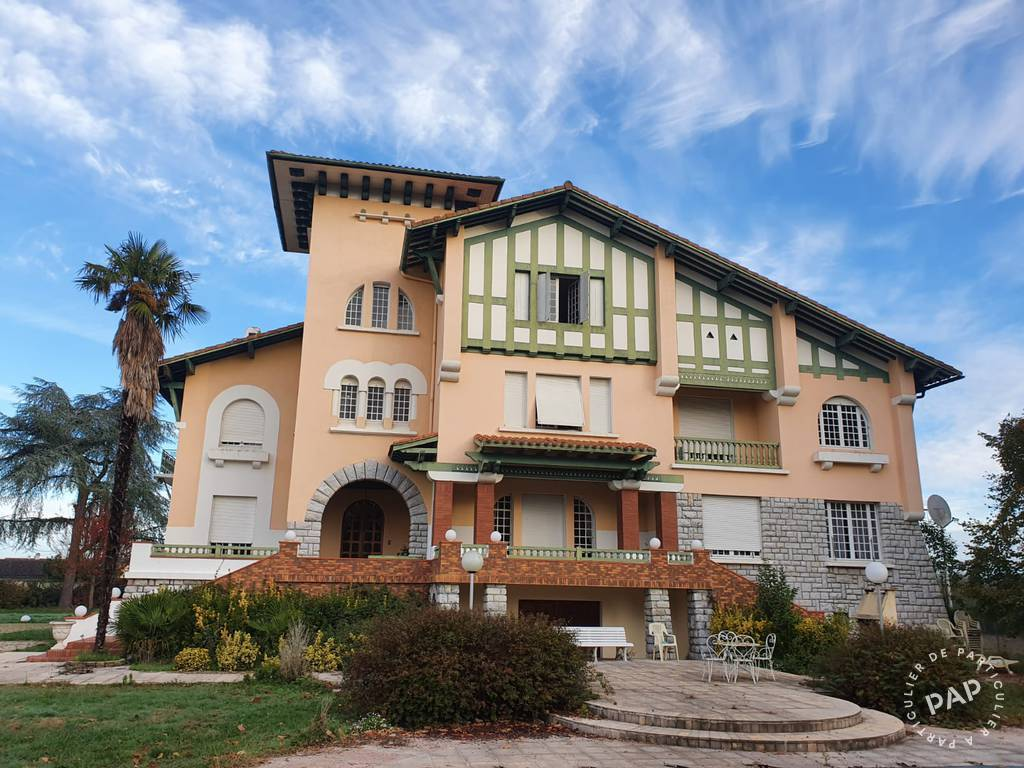 Vente Maison Maubourguet (65700) 500m² 595.000€