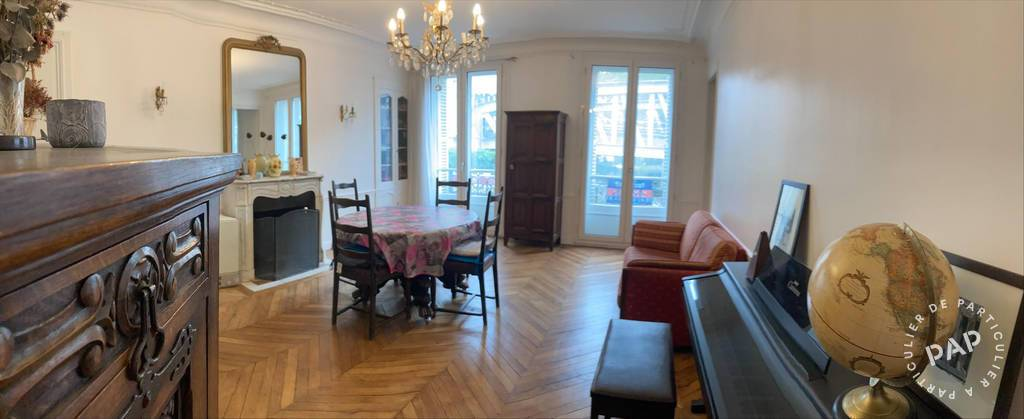Vente Appartement Paris 10E (75010) 101m² 820.000€