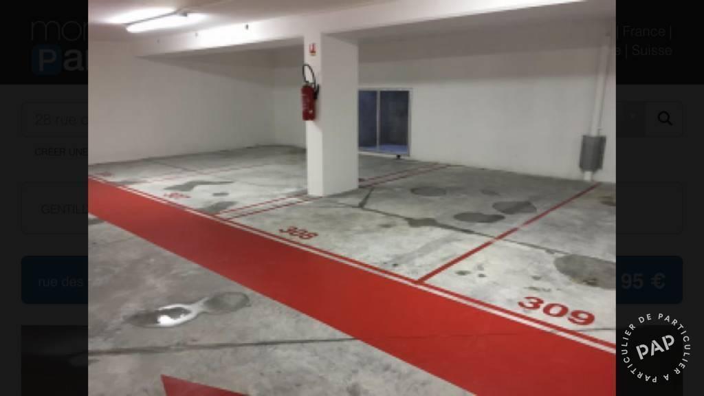 Location Garage, parking Gentilly (94250)  95€