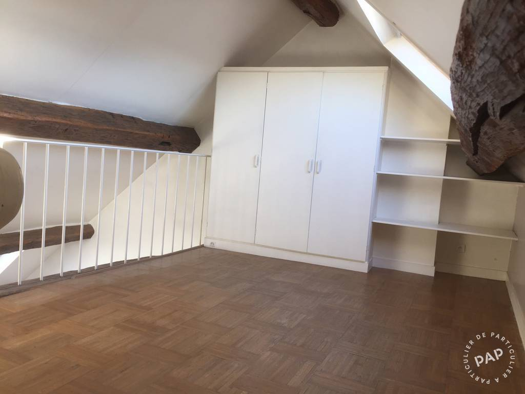 Location Appartement Saint-Germain-En-Laye (78100) 45m² 1.400€