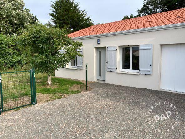 Location maison 3 pièces Olonne-sur-Mer (85340)