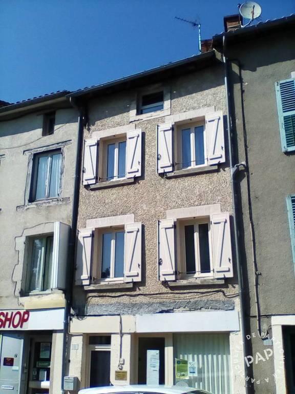 Vente Maison Bellac (87300) 95m² 140.000€