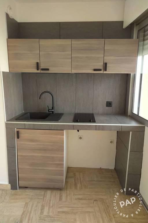 Location Appartement Mandelieu-La-Napoule (06210) 28m² 650€